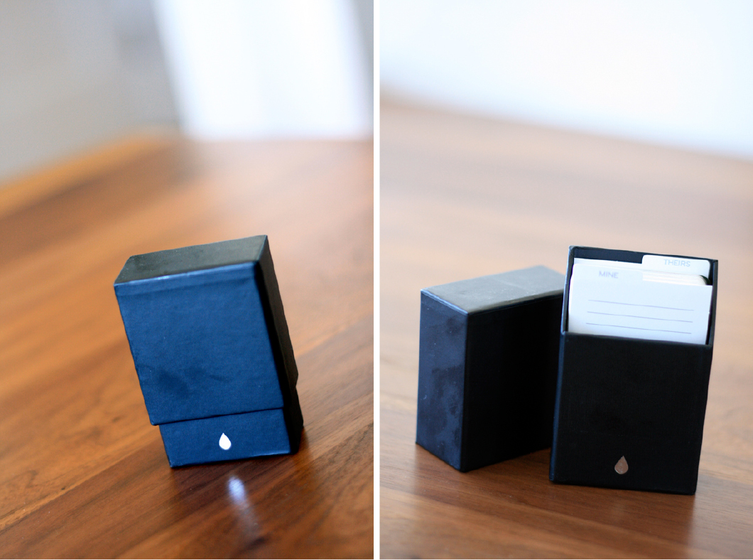 Excellent Business Card Box Template Gallery - Business Card Ideas ...