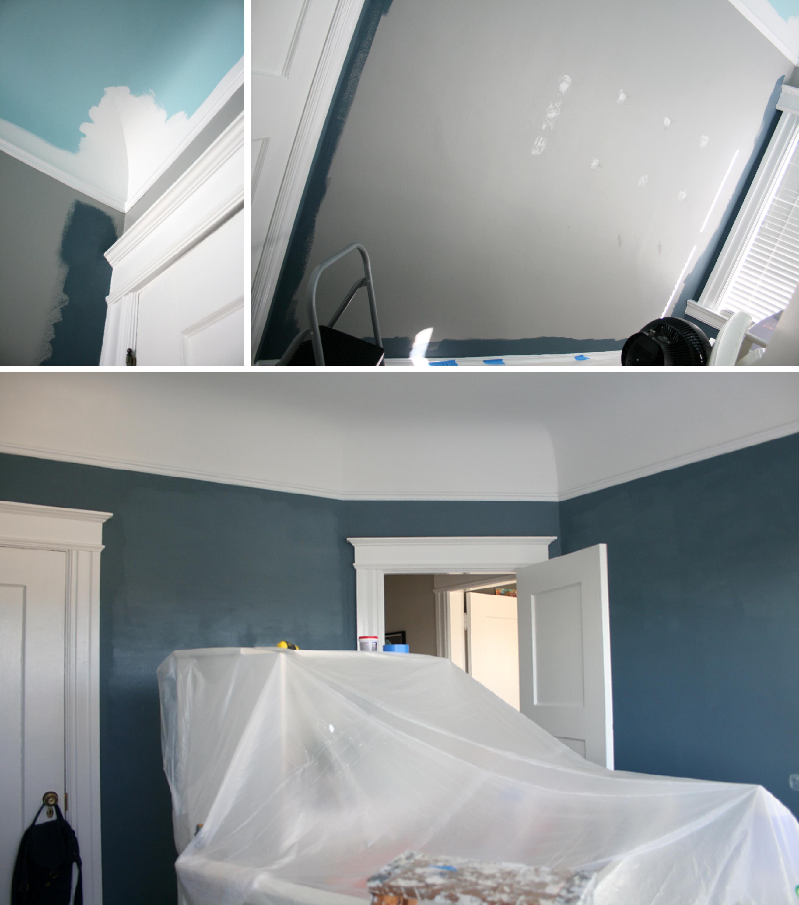 Big Boy Room Painted Senn Sons